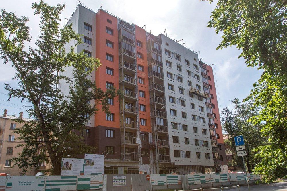 Жилой дом по программе реновации в районе Даниловский готовится  к вводу в эксплуатацию