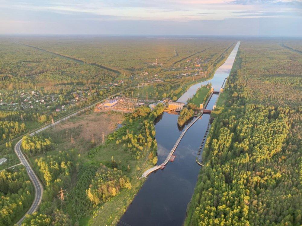 На Волго-Донском канале модернизируют гидроузлы