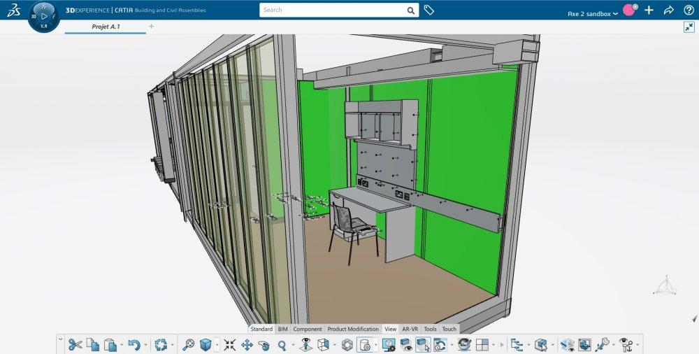 DassaultSystèmes и BouyguesConstruction объединяют усилия для преобразования строительной отрасли