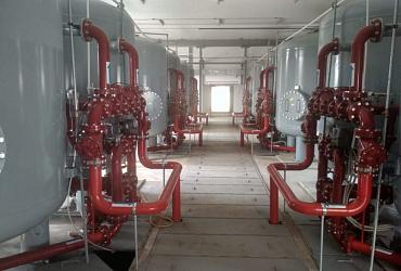 Чистую питьевую воду начали получать все жители Кировграда Свердловской области