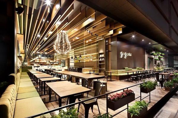 Дизайн проектирование ресторанов, кафе и баров