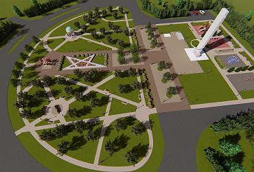 Реконструкция площади железнодорожного вокзала в Георгиевске Ставропольского края вошла в завершающую фазу