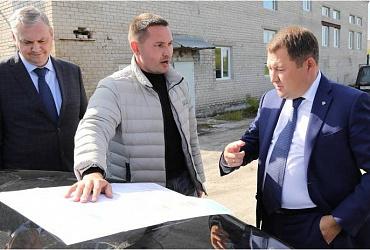 Замминистра строительства и ЖКХ Максим Егоров осмотрел объекты водоснабжения на Соловках