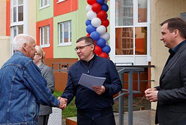 Архангельск решает проблему аварийного жилья