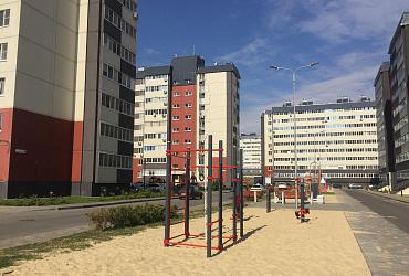В Волгограде застройщиком досрочно переданы квартиры для переселения жителей аварийных домов