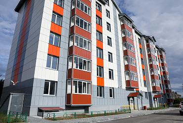 В Нарьян-Маре готовят 111 новых квартир к переселению жителей из аварийных домов