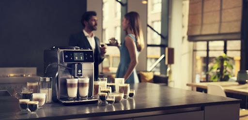 Выгодная аренда профессиональных кофемашин