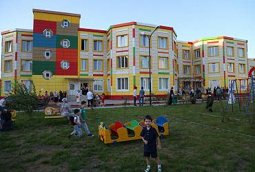 Детский сад на 220 мест открыли в День знаний в Ингушетии