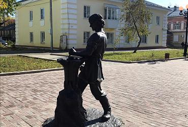 В Свердловской области открылась Аллея уральских мастеров