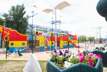В районах Волгоградской области открываются благоустроенные зоны отдыха - ВИДЕО