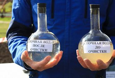Для оздоровления Волги в Череповце Вологодской области применяются инновационные технологии очистки питьевой и сточной воды