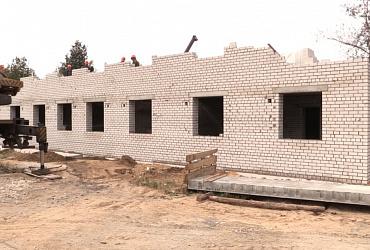 В Коврове Владимирской области строят дома для переселенцев из аварийного жилья и благоустраивают общественные пространства