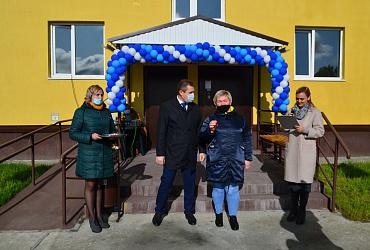 В городе Ялуторовске Тюменской области 93 человека благодаря нацпроекту получили новые квартиры
