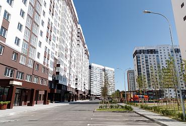 Жилищное строительство показало в августе уверенный рост