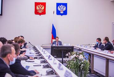 Состоялось второе заседание Экспертного совета по формированию комфортной городской среды при Минстрое России