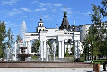 Благоустройство общественных территорий по национальному проекту в Костроме идет в соответствии с графиком