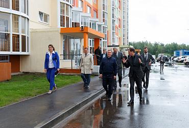 Правительство России выделило 50 миллиардов рублей для ускорения программы расселения граждан из аварийного жилья