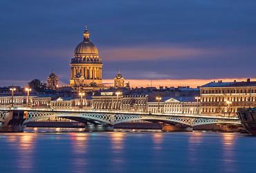 Россия и Япония обсудили вопросы цифровизации Санкт-Петербурга