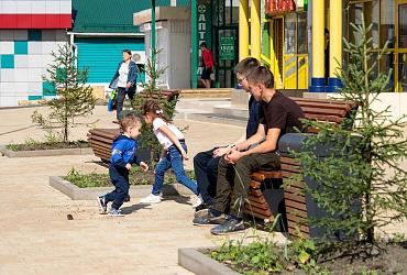 Глава Минстроя России оценил благоустройство города Тулун