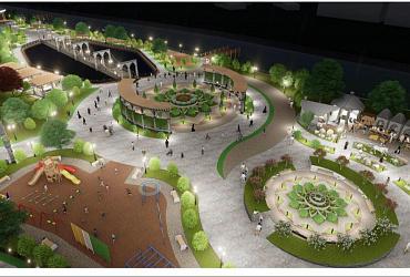 В городах Шали и Курчалое Чеченской Республики в 2021 году построят новые зоны отдыха