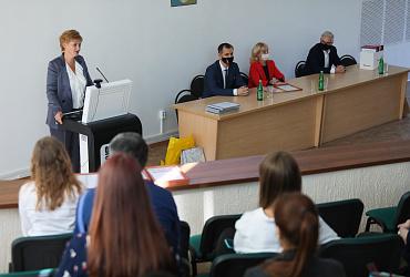 В Волгограде награждены победители всероссийского конкурса проектов благоустройства