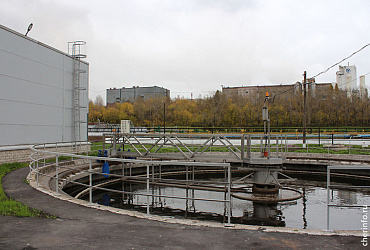 В Вологодской области завершили первый этап реконструкции очистных сооружений