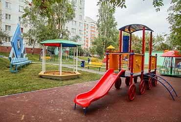Как в Тульской области формируется комфортная городская среда - ВИДЕО