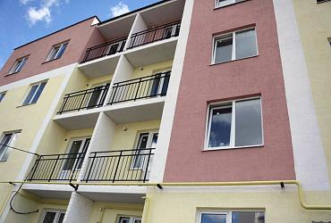 Липецкая область получит дополнительные 450 миллионов рублей на переселение жителей из аварийного жилья