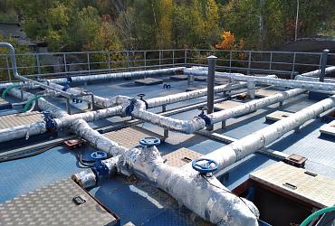 В Самарской области завершены работы по реконструкции очистных сооружений