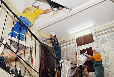 В Новосибирске капитально отремонтируют почти 400 домов