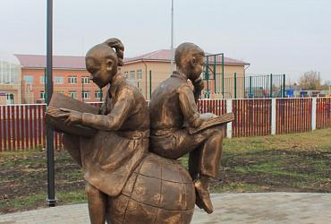 Сквер «Школьный» появился в Нижегородской области благодаря нацпроекту