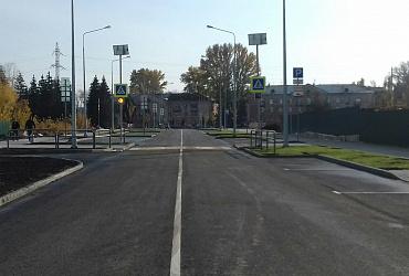 Микрорайон «Новая Самара» благодаря нацпроекту получает новые объекты инфраструктуры