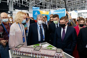 Глава Минстроя России Владимир Якушев принял участие в VII Международном форуме 100+ TechnoBuild