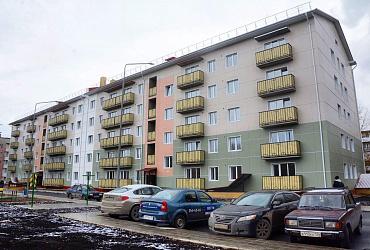 В Красноярском крае 260 человек переселились из аварийного жилья в новые благоустроенные квартиры
