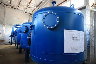 В Вологодской области одной из первых в стране запущена региональная программа по реконструкции систем очистки сточных вод
