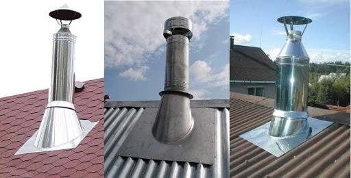 Качественные дымоходы из нержавеющей стали по доступной цене