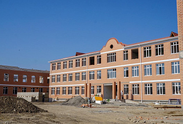 В городе Аргун Чеченской Республики до конца года откроются две новые школы