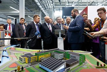 100+TechnoBuild в Екатеринбурге посвящён осознанному строительству. Форум пройдет при поддержке Минстроя России