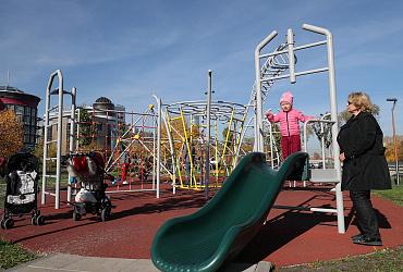 Более 10 тысяч общественных пространств в России уже благоустроили в 2020 году