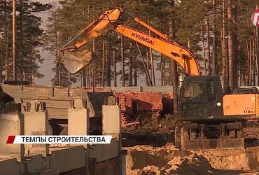 Более 156 тысяч квадратных метров жилья в Республике Бурятия введено в эксплуатацию - ВИДЕО