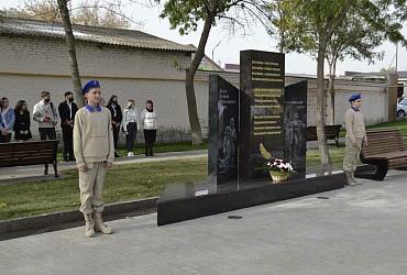В Ставропольском крае благодаря нацпроекту благоустроили сквер Памяти Буденновска