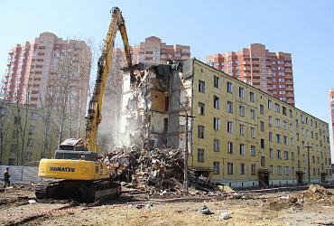 Максим Егоров: регионы начали получать средства на ускоренное расселение аварийного жилья