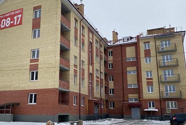 В Ярославской области введен в эксплуатацию многоквартирный дом, в который переедут 108 новоселов из аварийного жилья