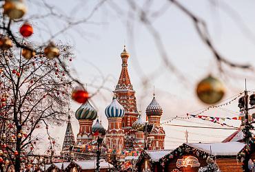 Поздравление главы Минстроя России Ирека Файзуллина с Новым годом