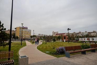 Волгоград получит 45 миллионов рублей на создание «паркового кольца»