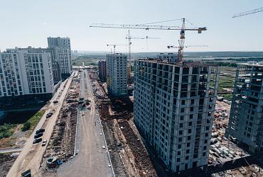 В регионы направлен регламент работы строительной отрасли в условиях пандемии