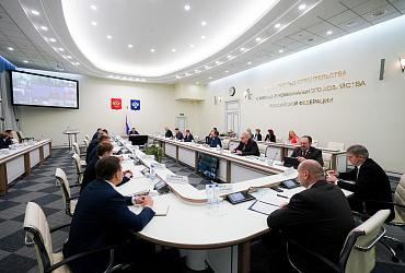 В Минстрое России прошла церемония награждения работников министерства и подведомственных организаций