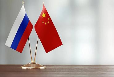 Никита Стасишин принял участие во встрече глав правительств России и Китая