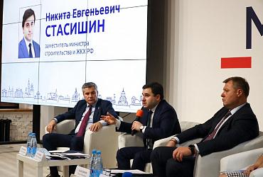 Минстрой России предлагает федеральным застройщикам присоединиться к строительству жилья в Астраханской области