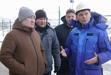 Максим Егоров оценил результаты строительства объектов благоустройства и ЖКХ в Камчатском крае